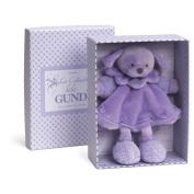 Gund Plum Dog Blanket 7.6cm Plush