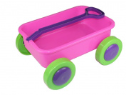 Romanoff Short Toy Waggon, Hot Pink