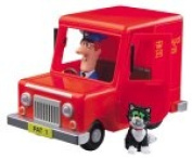 Postman Pat Friction Van with Removable Figures