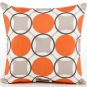 Glenna Jean Echo Circle Print Pillow