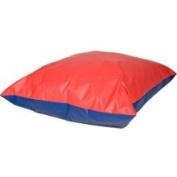 foamnasium(TM) Floor Pillow - Red/Blue