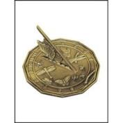 Rome Industries 2318 Brass Butterfly Sundial - Brass