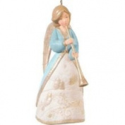 Musical Messenger Angel 2010 Hallmark Ornament