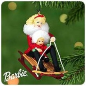 Hallmark Winter Fun with Barbie and Kelly