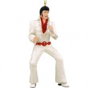JAF Gifts Elvis in I Got Lucky Jump Suit Ornament