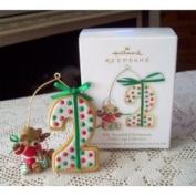 My Second Christmas 2010 Hallmark Ornament