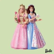 Hallmark Barbie As The Princess and The Pauper Ornament