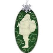 Believe in Santa 2010 Hallmark Ornament