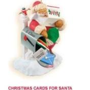 Christmas Cards for Santa 2009 Hallmark Club Ornament