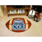 Fanmats 962 Old Dominion University Football Rug 22 in. x 35 in.