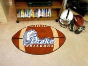 Fanmats F0004051 Drake Football Rug 22 x35