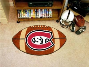 Fanmats F0002282 St. Cloud State Football Rug 22 x35