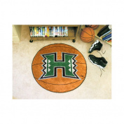 Fanmats 842 University of Hawaii Basketball Rug