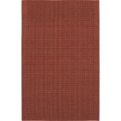 Berber San Juan Crimson Chert 152.4cm x213.4cm Rug - 6438 13789 060084