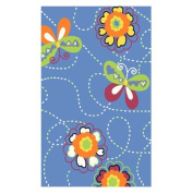 La Rug NF-17 Night Flash Collection 99.1cm . x 147.3cm . Accent Rug