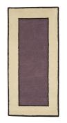 Minuteman International Contemporary II Dusk Wool Hearth Rug, Rectangular