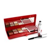 Haute Couture Palette A Porter - (Red Mix) # 01 Bon Tonne Shades, 16.9g/20ml
