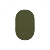 Safavieh Braided Green Rug Rug Size