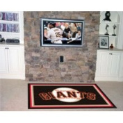 Fanmats 07082 Mlb - San Francisco Giants 5 X 8 Rug