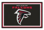 Fanmats 06559 Nfl - Atlanta Falcons 5 X 8 Rug