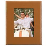 Lawrence Frames Camel-Leather-Picture-Frame-685380