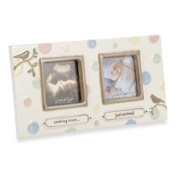 Baby Gift Idea AM462394 Amscan Ultrasound to Birth Photo Frame