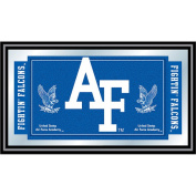Air Force Falcons Framed Logo and Mascot Mirror