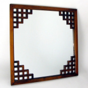 Wayborn Furniture 4821 Brown Paragon Mirror