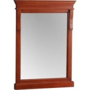 Foremost Mirror. Naples 61cm . Mirror in Warm Cinnamon NACM2432