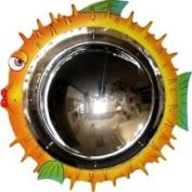 Anatex BLM2808 Kids Blowfish Mirror Wall Panel-Made in USA