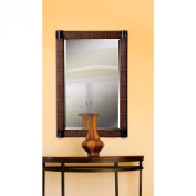 Kenroy Home 60093 Sheen Golden Copper Wall Mirror