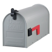 Solar Group Inc Standard Gauge Galvanized Steel Mailboxes ST10