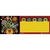 Jeremiah Junction Art-Snaps! Mailbox Magnet - Pennyrug Hearts & Flow