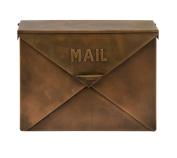 IMAX 44090 Tauba Copper Mail Box