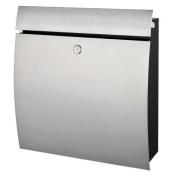 Blomus 65120 Stainless Steel Letter Mail Box