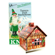 The 078510G Clever Metal Incense Burner with Hansel and Gretel and