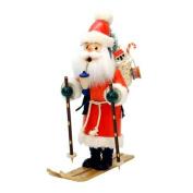 Christian Ulbricht Incense Burner - Santa on Skis - 35-253