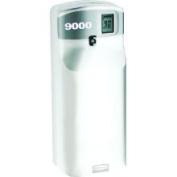 Rubbermaid 1793535 Microburst 90009 Programmable Met Dispenser, White