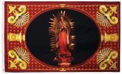 Maxam GFLGLD35 5 Our Lady of Guadalupe Flag