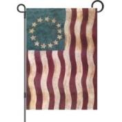 Betsy Ross Americana Flag - Garden