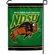 North Dakota State Bison Official Logo 11x15 Garden Flag