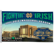 Notre Dame Fighting Irish Official 0.91m x 1.52m NCAA Banner Flag