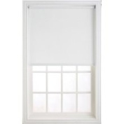 Levolor-kirsch 37in. X 66in. White Window Shade HRSHWD3706601D