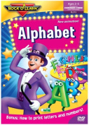 Rock 'N Learn: Alphabet (DVD) [Region 2]