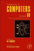 Advances in Computers Volume 89