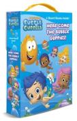 Here Come the Bubble Guppies! (Bubble Guppies) (Friendship Box) [Board book]