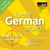 Learn German Words [Audio]
