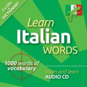 Learn Italian Words [Audio]