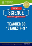 Essential Science for Cambridge Lower Secondary Teacher's CD