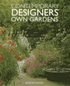Contemporary Garden Designers' Personal Plots